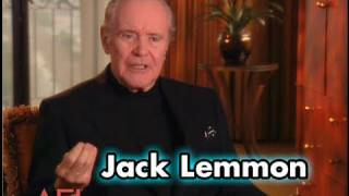 Jack Lemmon On THE APARTMENT HD
