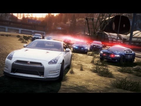 Need For Speed Most Wanted Get Wanted Trailer
