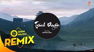 Tránh Duyên (DinhLong Remix) - Đình Dũng | Bản Remix Cực Căng | Orinn Remix