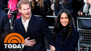 Meghan Markle Joins Grace Kelly, Rita Hayworth And Other Americans Who Married Into Royalty | TODAY