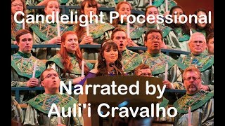 Candlelight Processional Narrated by Auli'i Cravalho at Epcot (4K, Full Show)