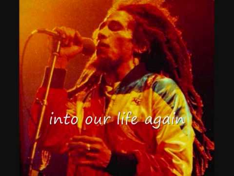 Bob Marley turn your lights down low lyrics