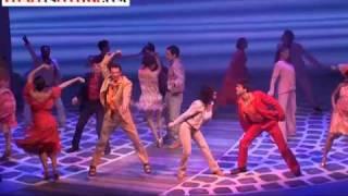 Extraits Mamma Mia! - Théâtre Mogador, Paris