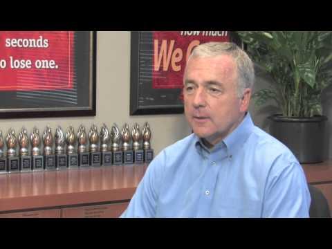 Roland Spongberg, President, WKS Restaurant Corporation