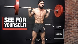 Can't Get Big Quads? Just Do THIS!!