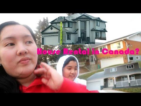 HOUSE RENTAL RATES (CALGARY CANADA)