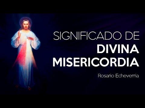 Significado de Divina Misericordia
