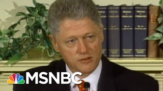Ken Starr On Bill Clinton, Why A POTUS Can Be Indicted | Morning Joe | MSNBC