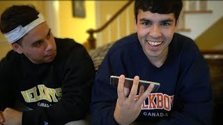 Telling Guys We Smashed Their Girlfriends PRANK CALL