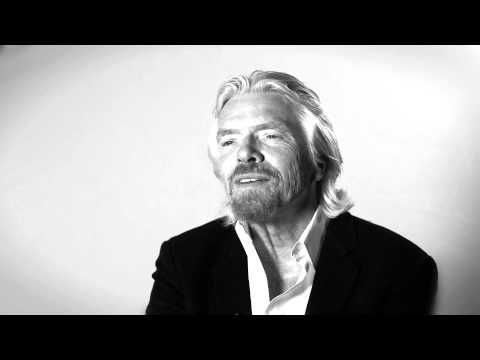 Story of the Week | Sir Richard Branson | WSJ Startup of the Year ...