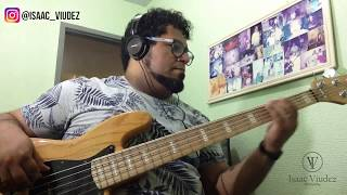 """""""Uptown Funk""""- Mark Ronson feat Bruno Mars - Bass Cover."""