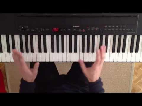 Ejercicios para piano. Velocidad e independencia de dedos 1/2