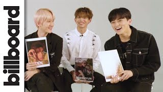 SuperM Reveal Which Member Has the Best Hair & Who Is the Funniest Of the Group | Billboard