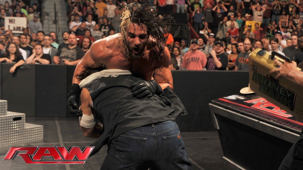 VoicesofWrestling.com - WWE Raw July 7