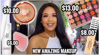 BEST NEW DRUGSTORE MAKEUP RELEASES WORTH YOUR MONEY ! + Mini reviews  Taisha
