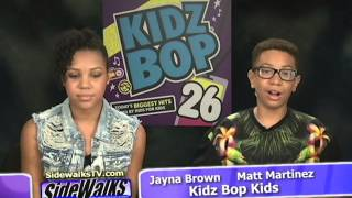 Kidz Bop Kids on Sidewalks Entertainment