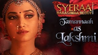 Tamannaah, Nayanthara characters revealed- Sye Raa Narasim..