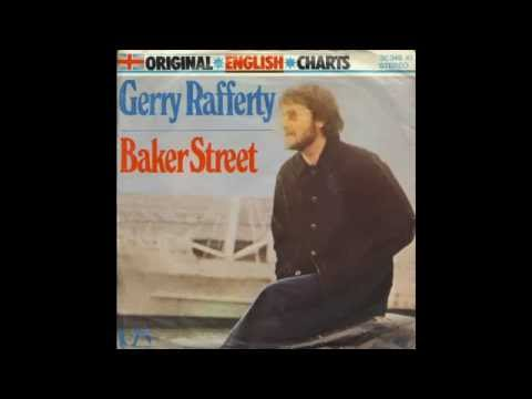 who played sax on baker street by gerry rafferty
