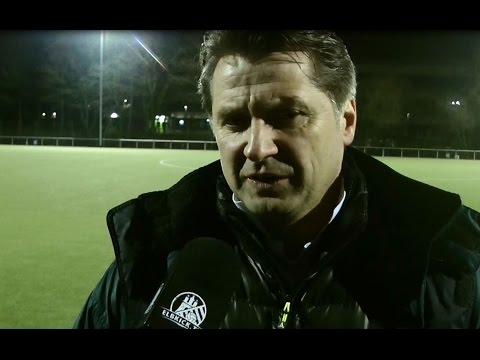 Mehmet Karakus (Trainer Dersimspor) und Sascha Jasmin Huremovic (Co-Trainer Hamm United FC) - Die Stimmen zum Spiel (Hamm United FC - Dersimspor, Landesliga Hansa)  | ELBKICK.TV