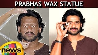 Prabhas Wax Statue Coming Up at Madame Tussauds Museum..