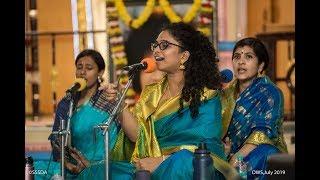 SAI Bhajans by Young Adults of Australia at Prashanthi