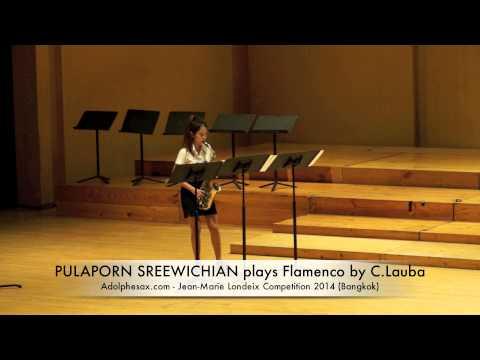 PULAPORN SREEWICHIAN plays Flamenco by C Lauba