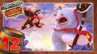 Rabbid-DK und sein Megabug-Becken 🍌 MARIO + RABBIDS DONKEY KONG ADVENTURE DLC #12