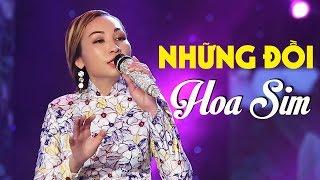 NHỮNG ĐỒI HOA SIM - HOÀNG OANH | BOLERO NHẠC VÀNG HAY NHẤT MV HD