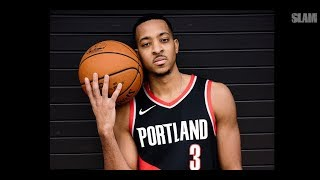 CJ McCollum Has Gone From Underrated to One of the NBA's Top Guards | SLAM Cover Shoots