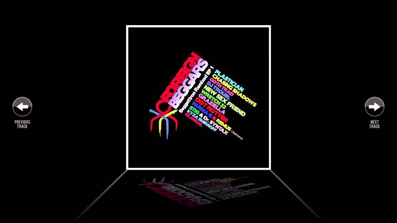 foreign beggars beggattron remixed ep 1