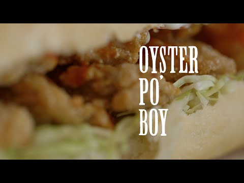 David Kinch Makes The Ultimate Oyster Po Boy Sandwich