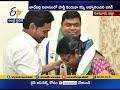 TDP Leaders Adari Anand Kumar & Rama Kumari Joins YCP in Presence of CM Jagan