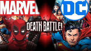 200 FUTURE MARVEL VS DC DEATH BATTLES