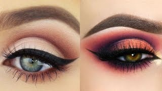 Easy And Beautiful Eye Makeup Tutorial Compilation Videos