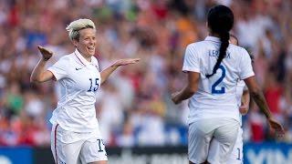 WNT vs. Switzerland: Highlights - Aug. 20, 2014