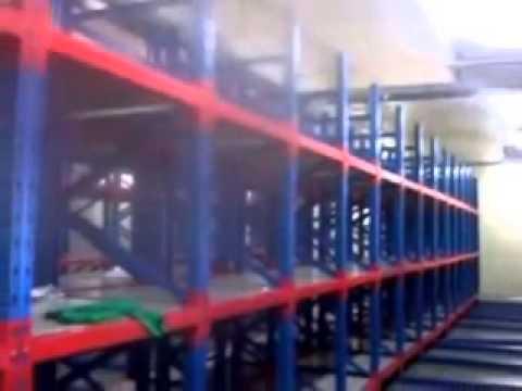 pallet racks with shelves  long span shelving