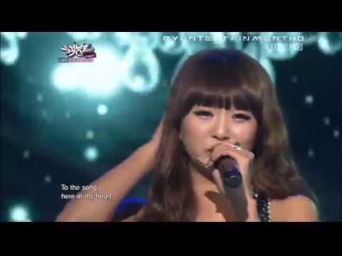 111223 Hyorin, Jieun, Minkyung - Listen