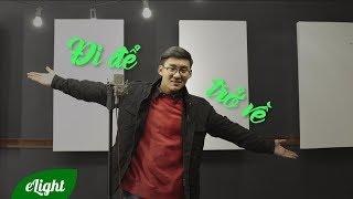 Học tiếng Anh qua bài hát Đi Để Trở Về | Soobin Hoàng Sơn | Cover | Engsub + Lyrics