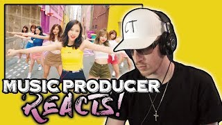 """Music Producer Reacts to TWICE """"LIKEY"""" (I'm Ready This Time..)"""