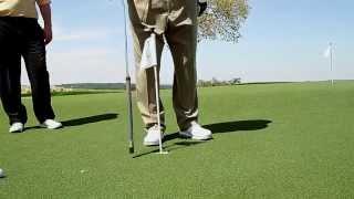 Dave Pelz: Perfect Putting Practice