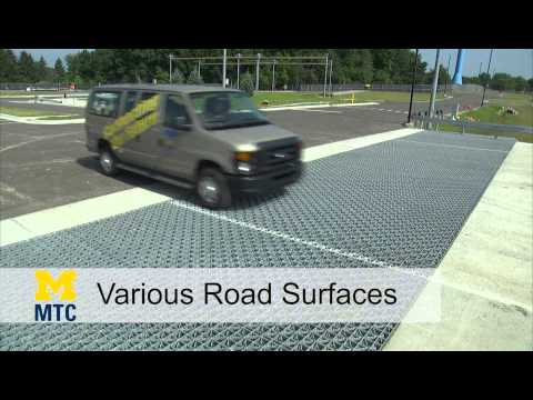 An overview of the M-City test facility for automated and connected vehicles at the University of Michigan in Ann Arbor. This updated version includes footage from the July 20, 2015 grand opening.