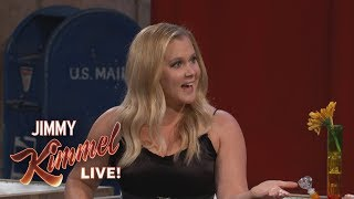 Amy Schumer on Twitter Trolls & Weight Gain