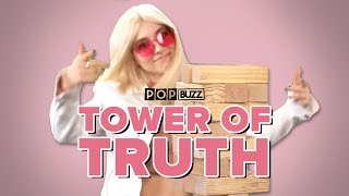 Ava Max's Story About Katy Perry's Boobs Is WILD | Tower of Truth | Tower Of Truth | PopBuzz Meets