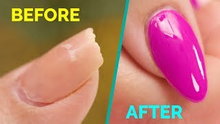How to Fix A Broken Nail Fast!
