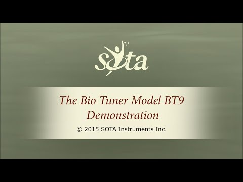 The SOTA Bio Tuner Model BT9