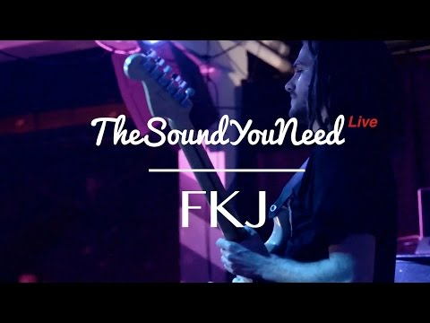 FKJ Live - TSYN Album Launch Party