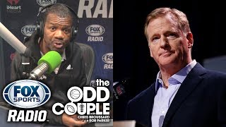 Rob Parker - Roger Goodell is the Worst Commissioner of All Time