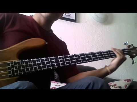 Popurri Juan Carlos Alvarado - Bass Cover !