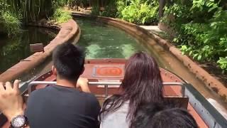 Singapore River Safari  Amazon River Quest