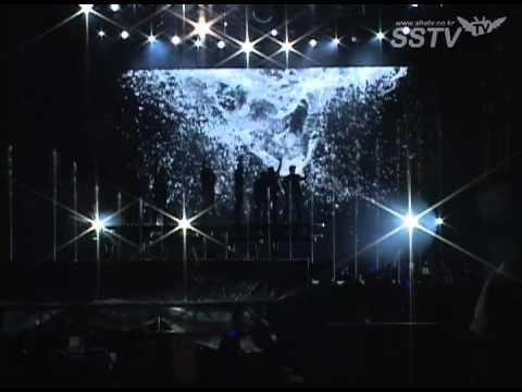[SSTV] SM 콘서트 슈퍼주니어, 4만 관객 사로잡은 '환상적 퍼포먼스'